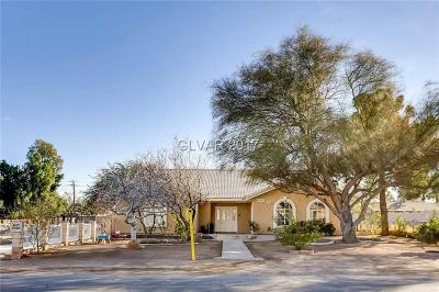 Las Vegas Single Family Home For Sale: 4637 Linda Avenue