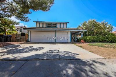 Henderson Single Family Home For Sale: 2719 Osborne Lane