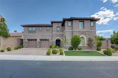 Henderson NV Single Family Home For Sale: $649,900