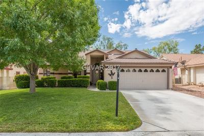 Las Vegas Single Family Home Contingent Offer: 5605 Lost Tree Circle