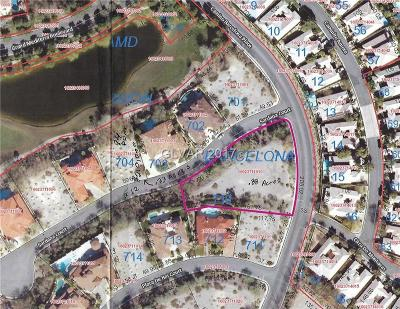 Henderson Residential Lots & Land Contingent Offer: 20 Camino Barcelona Place