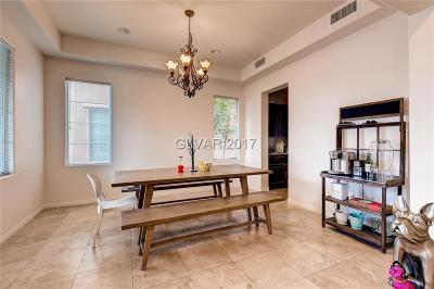 Las Vegas Single Family Home For Sale: 1957 Cape Cod Landing Drive