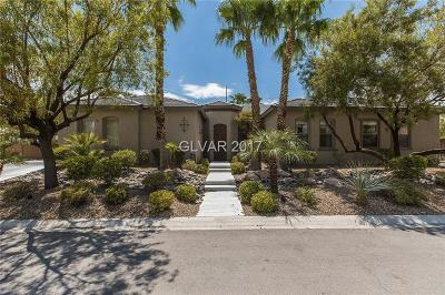 Clark County Single Family Home Contingent Offer: 3561 Wisdom Court