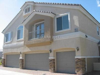 North Las Vegas Condo/Townhouse Contingent Offer: 6617 Lavender Lilly Lane #2