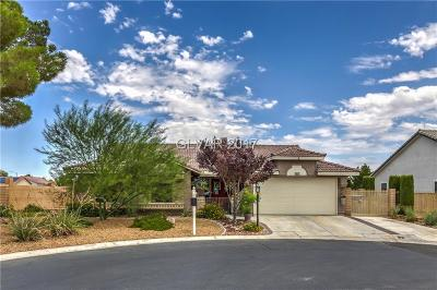 Las Vegas Single Family Home Contingent Offer: 5552 Singing Hills Drive