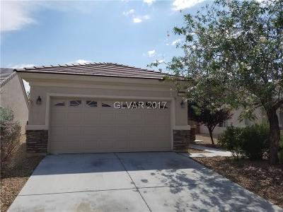 North Las Vegas Single Family Home For Sale: 2359 Garganey Avenue
