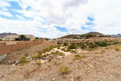 Henderson Residential Lots & Land For Sale: East Paradise Hills