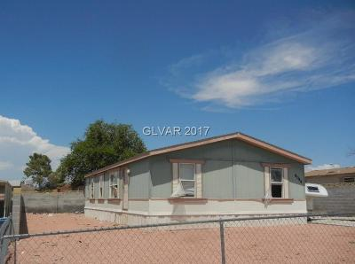 Las Vegas Single Family Home Contingent Offer: 6044 Shenandoah Avenue