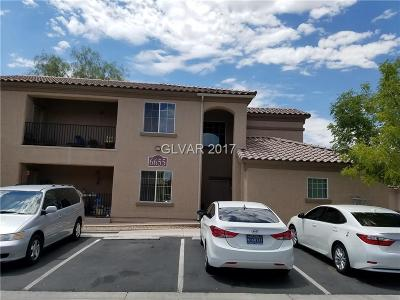 North Las Vegas Condo/Townhouse Contingent Offer: 6655 Caporetto Lane #101