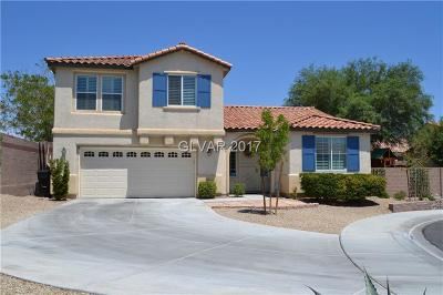 Las Vegas Single Family Home Contingent Offer: 9336 Longhorn Falls Court