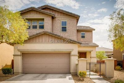 Las Vegas Single Family Home Contingent Offer: 5588 Spiceberry Drive