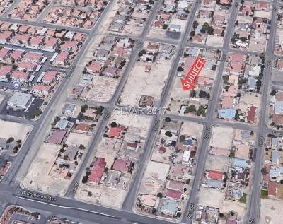 North Las Vegas Residential Lots & Land For Sale: Earnest St