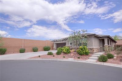 Las Vegas Single Family Home For Sale: 10426 Hemingway Court