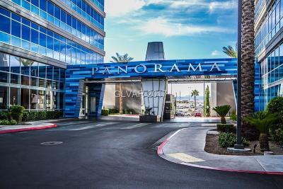 Las Vegas High Rise For Sale: 4525 Dean Martin Drive #3006