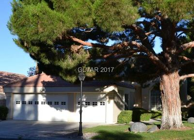 Las Vegas Single Family Home Contingent Offer: 5417 Painted Sunrise Drive