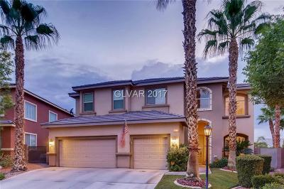 Las Vegas  Single Family Home For Sale: 8073 Villa Belen Street