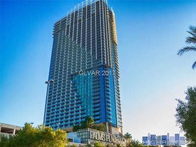 Palms Place A Resort Condo & S High Rise For Sale: 4381 Flamingo Road #3503