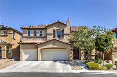 North Las Vegas Single Family Home For Sale: 3022 San Niccolo Court