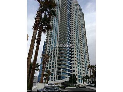 Sky Las Vegas High Rise For Sale: 2700 South Las Vegas Bl Boulevard #604
