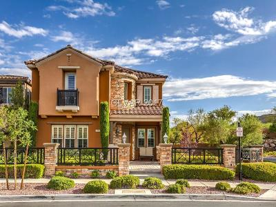 Las Vegas Single Family Home Contingent Offer: 11383 Merado Peak Drive