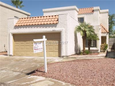 Single Family Home For Sale: 8616 Schilling Court