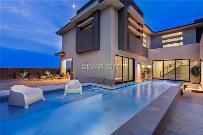 Las Vegas NV Single Family Home For Sale: $1,395,000