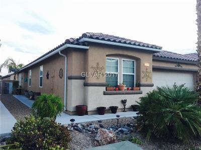 North Las Vegas Single Family Home For Sale: 3417 Barada Heights Avenue