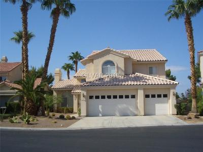 Single Family Home For Sale: 7912 Marbella Circle