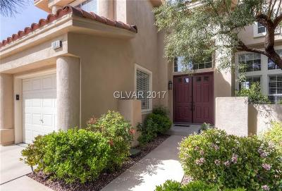 Henderson Single Family Home Contingent Offer: 1891 Whispering Circle