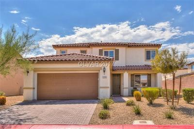 North Las Vegas Single Family Home For Sale: 5509 Pride Mountain Street