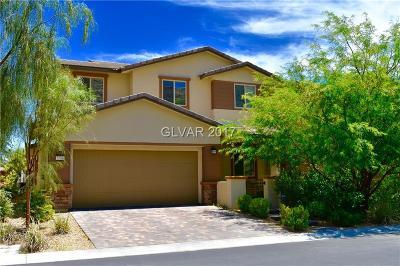 Las Vegas NV Single Family Home For Sale: $454,000