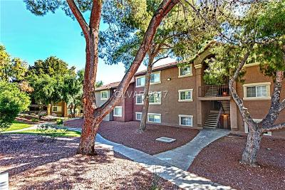 Condo/Townhouse Contingent Offer: 2750 South Durango Drive #2028