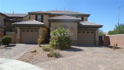 North Las Vegas Single Family Home Contingent Offer: 3929 Kettle Falls Avenue