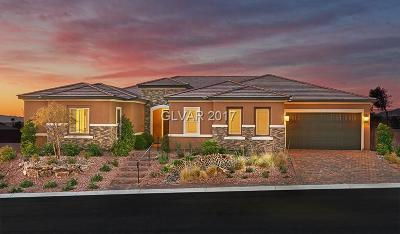 Las Vegas Single Family Home For Sale: 9705 Summer Bliss Avenue