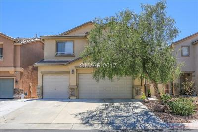 North Las Vegas Single Family Home Contingent Offer: 2837 Bridleton Avenue