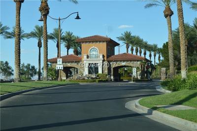 Henderson Residential Lots & Land For Sale: 42 Grand Corniche Drive