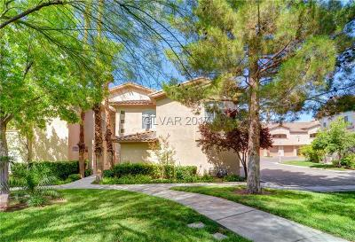 Henderson NV Condo/Townhouse For Sale: $200,000