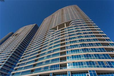 Las Vegas High Rise For Sale: 4575 South Dean Martin Drive #2707