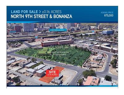 Las Vegas Residential Lots & Land For Sale: 638 9th Street