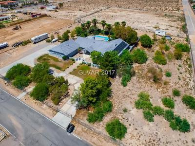 Las Vegas Single Family Home For Sale: 8500 Rocky Avenue