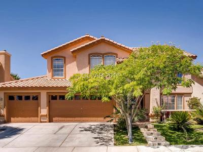 Las Vegas NV Single Family Home Contingent Offer: $387,000