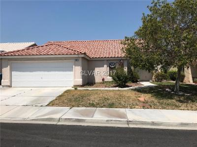 Blue Diamond, Boulder City, Henderson, Las Vegas, North Las Vegas, Pahrump Single Family Home For Sale: 7624 Twisted Pine Avenue