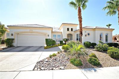 Las Vegas Single Family Home For Sale: 4845 Santo Romeo Street