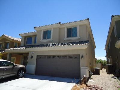 Las Vegas Single Family Home For Sale: 171 Tall Ruff Drive
