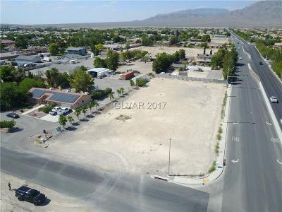 Las Vegas Residential Lots & Land For Sale: 6100 Whispering Sands Drive