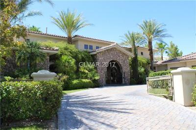 Henderson, Blue Diamond, Boulder City, Las Vegas, North Las Vegas, Pahrump Single Family Home For Sale: 8132 Sapphire Bay Circle