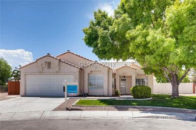 North Las Vegas Single Family Home For Sale: 3820 Fall Oaks Court