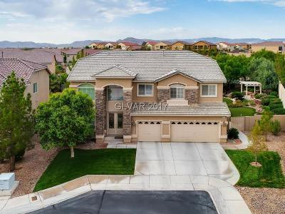 Las Vegas Single Family Home For Sale: 155 Samoset Court