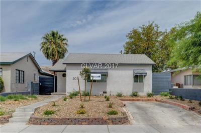 Henderson, Las Vegas Multi Family Home For Sale: 308 10th Street