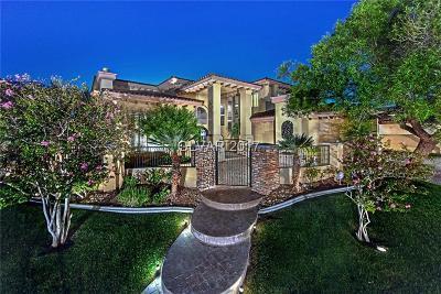 Henderson, Blue Diamond, Boulder City, Las Vegas, North Las Vegas, Pahrump Single Family Home For Sale: 2005 Eagle Trace Way
